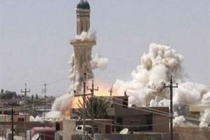 انفجار  مرقد شیخ خرازی