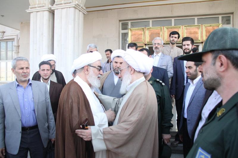رئیس دفتر رهبری در تبریز