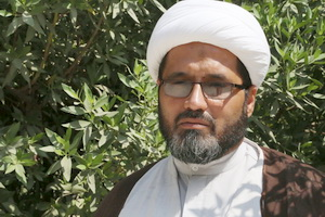 حجت الاسلام عبدالرحمن منصوری امام جمعه شعیبیه شوشتر
