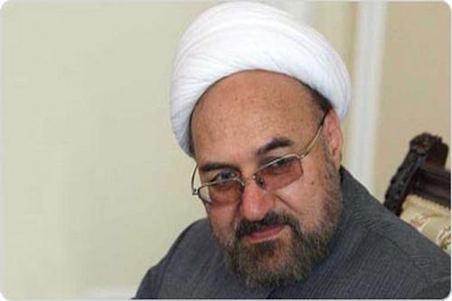 حجت الاسلام محمد رجایی نماینده مردم گناباد