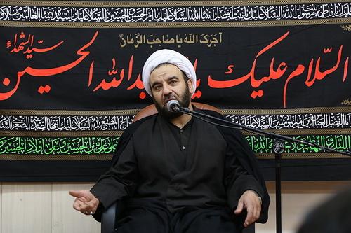 حجت الاسلام جلال جابریان
