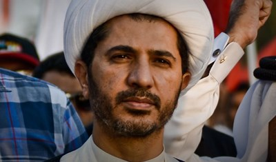 شیخ علی سلمان/ بحرین