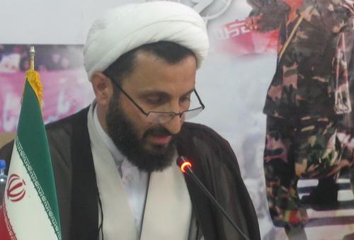حجت الاسلام علی غفاری /حوزه خواهران مازندران