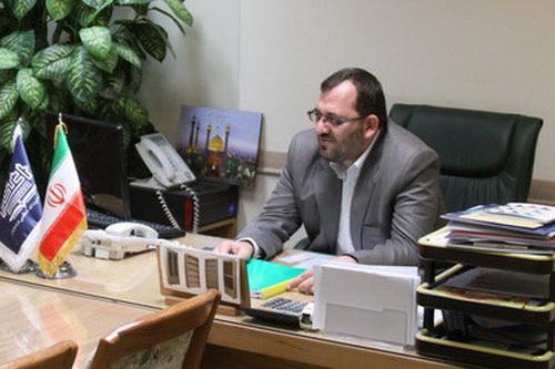 اسماعیل راهنورد/مدیر کتابخانه آیت الله بروجردی