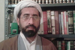 حجت الاسلام مختار سلیمانی/ مدیر مدرسه سرپل ذهاب