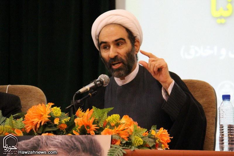 حجت الاسلام مبلغی