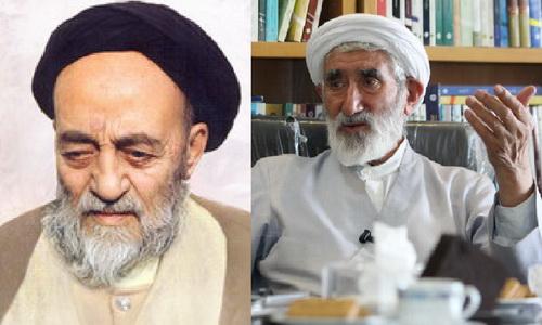 علامه طباطبایی(ره) - احمد احمدی