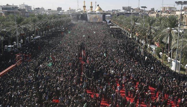 حق میزبانی با عراقیها