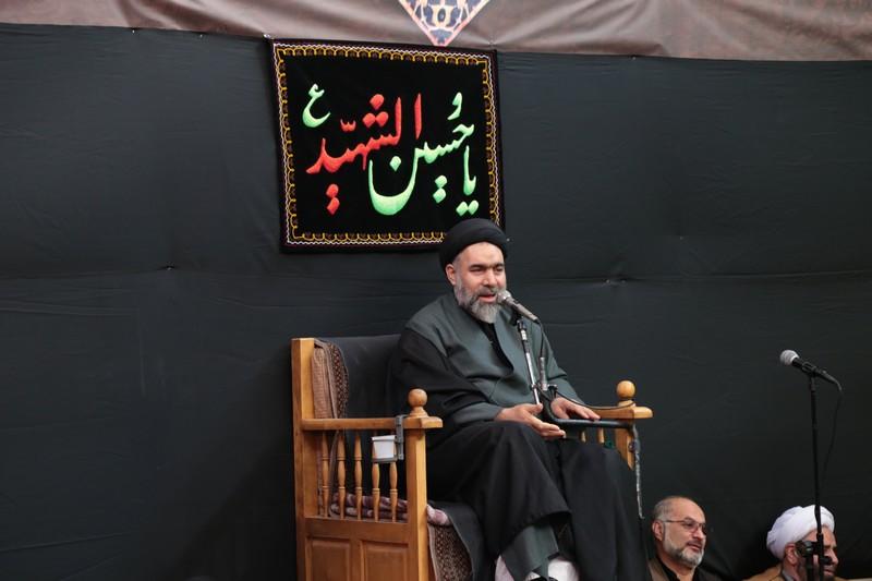 حجت الاسلام میر شفیعی