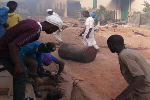 شهدای نیجریه