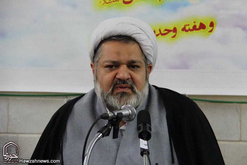 حجت الاسلام جمشیدی