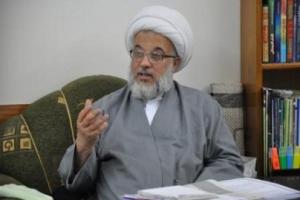 حجت الاسلام شیخ عبدالمهدی کربلایی