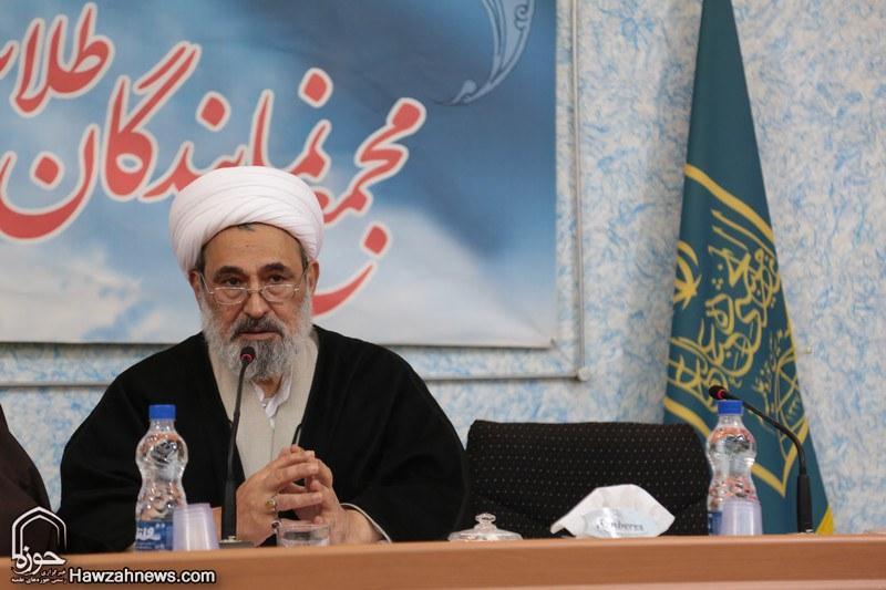 حجت الاسلام محمد حسن رحیمیان