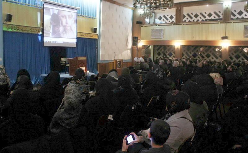 مراسم یادبود شیخ نمر در آلمان