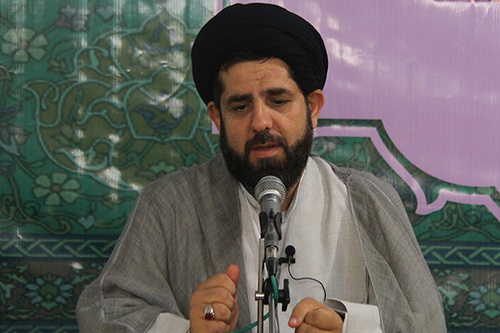 حجت الاسلام سید حسن حسینی/ مدیر دفتر امور تربیت اخلاقی معاونت تهذیب حوزه
