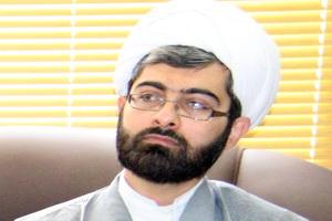 حجت الاسلام آذرشب معاون تهذیب حوزه بوشهر
