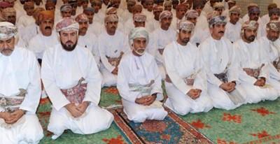طایفه ای وهابی ها علیه عمان