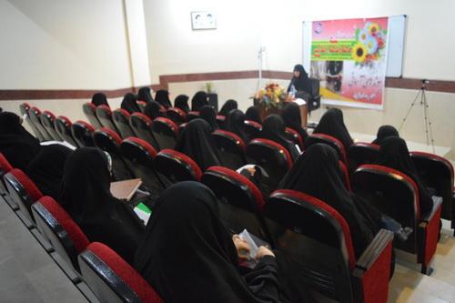 چند خبر از حوزه خواهران استان البرز