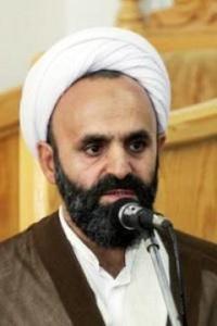 حجت الاسلام طاهری مدیر حوزه علمیه استان مازندران