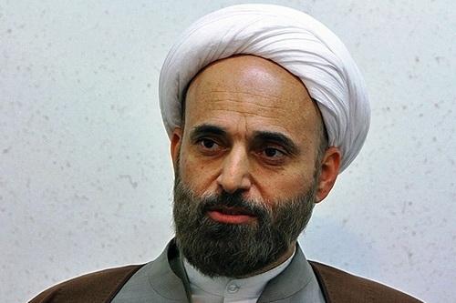حجت الاسلام رضا برنجکار مسئول انجمن کلام اسلامی حوزه
