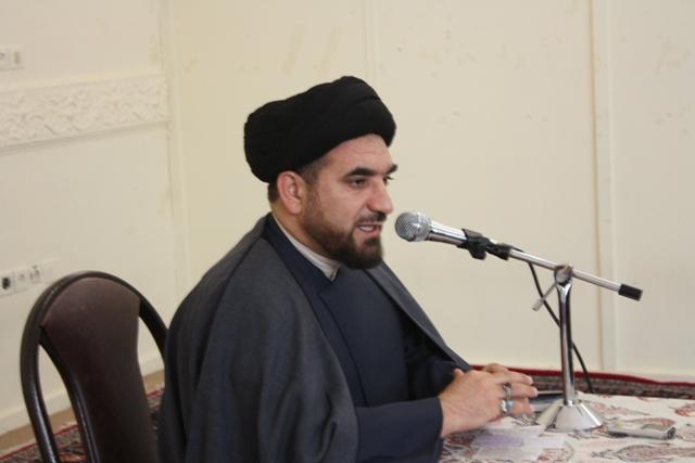حجت الاسلام سید محمد باقر حسینی اراکی کرمانشاه