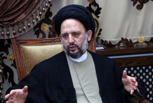 حجت الاسلام سید علی فضل الله