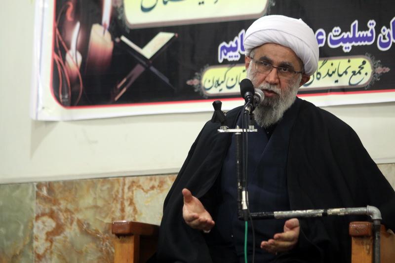 حجت الاسلام و المسلمین رضا رمضانی گیلانی