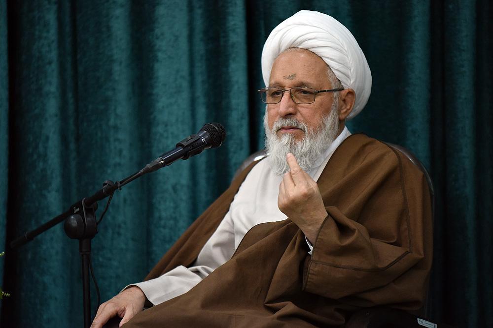 آیت الله ایمانی - نماینده ولی فقیه در استان فارس