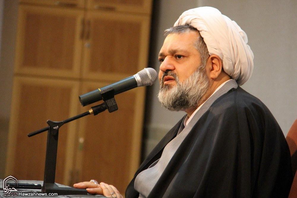 حجت الاسلام والمسلمین  محمود رضا جمشیدی