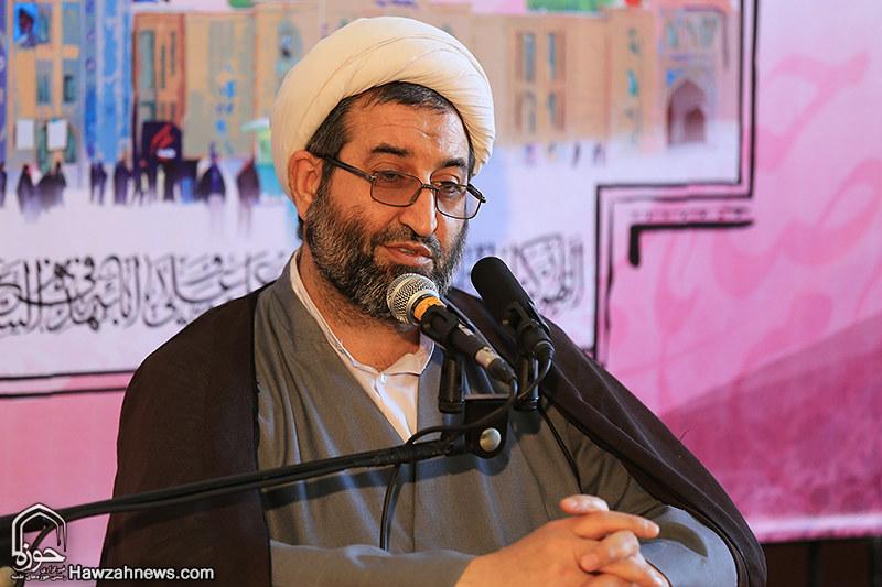 سخنرانی حجت الاسلام مسعود بهرام پور در دوره آشنایی با تفکر دینی- حوزه خوزستان