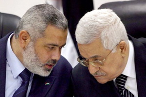 رهبران فتح و حماس