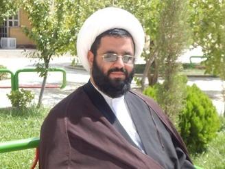 علی نصیری مدیر مدرسه امام خمینی(ره) کرمانشاه