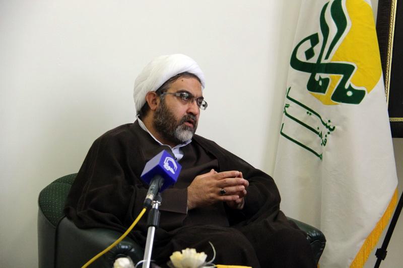 حجت الاسلام والمسلمین محمد تقی سبحانی مدیر عامل بنیاد فرهنگی امامت