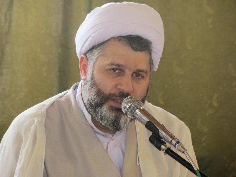حجت الاسلام لطیف صادقی مازندران