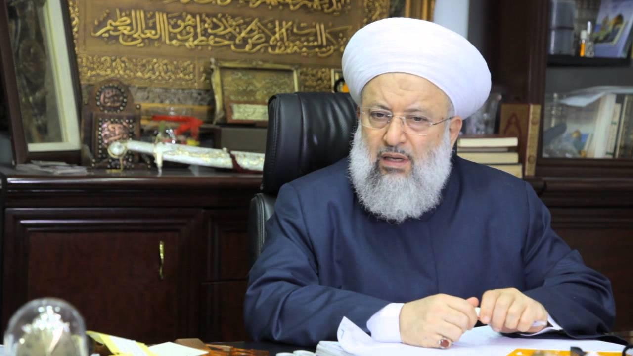 شیخ ماهر حمود دبیرکل اتحادیه جهانی علمای مقاومت