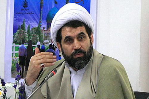 حجت الاسلام ستار علیزاده - اوقاف  مازندران