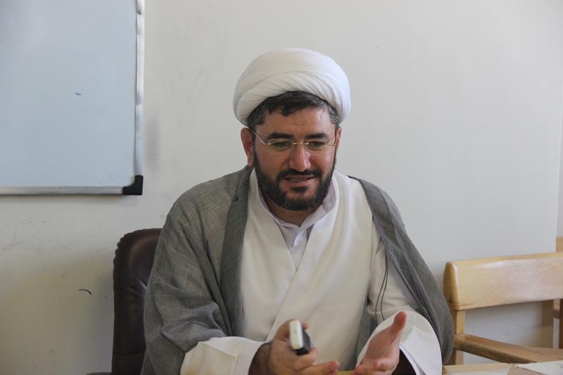 حجت الاسلام محمد محبی - حوزه قزوین