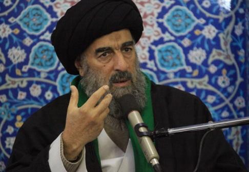 آیت الله سید محمدتقی مدرسی