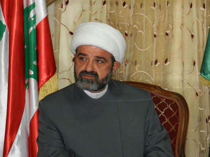 شیخ حسن عبدالله مفتی صور لبنان