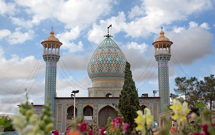 حرم سید علاءالدین حسین شیراز
