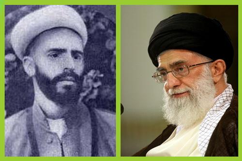 رهبر معظم انقلاب شیخ محمد خیابانی