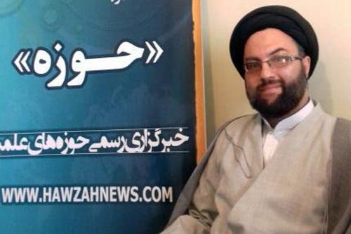 حجت الاسلام سید عبدالله قدمی