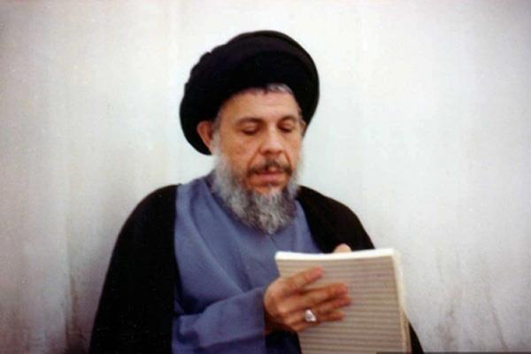 فیلم | کارکرد اندیشه شهید صدر برای امروز امت اسلامی