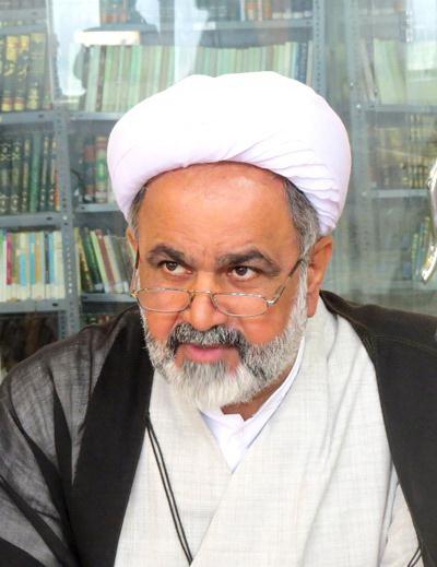 حمزه علی اکبری، معاون آموزش حوزه علمیه مازندران