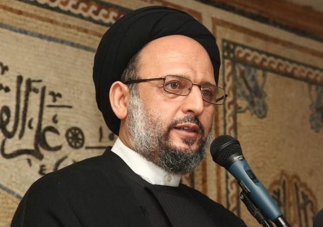 سیدعلی فضل الله روحانی لبنانی