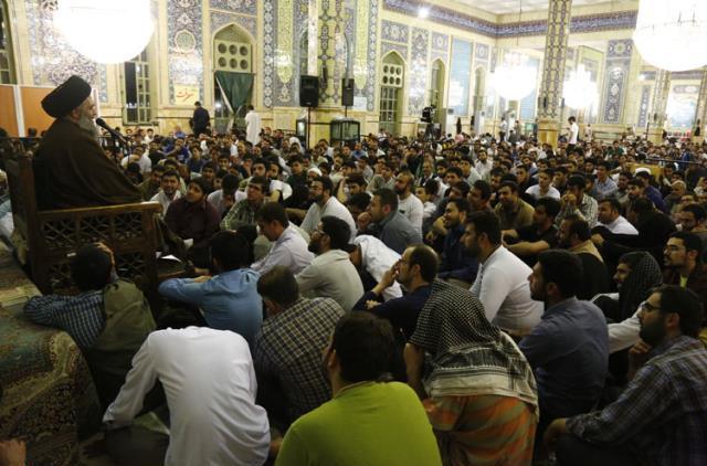 حجت الاسلام مومنی