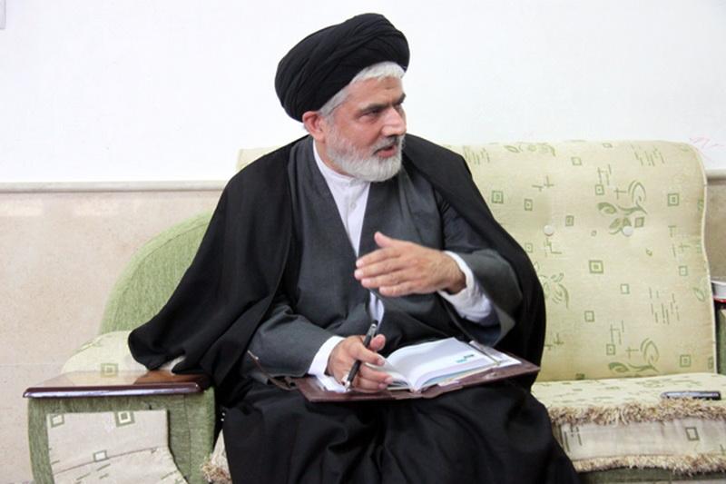 حجت الاسلام صمصام الدین  قوامی