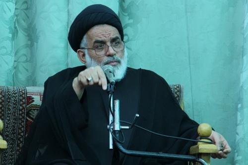 حجت الاسلام والمسلمین حائری کرمانشاهی