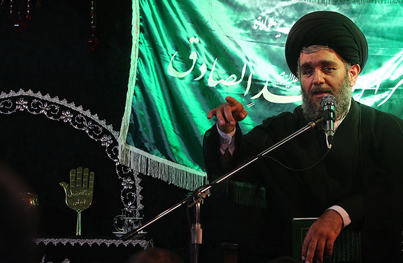 حجت الاسلام والمسلمین سید حسین مومنی