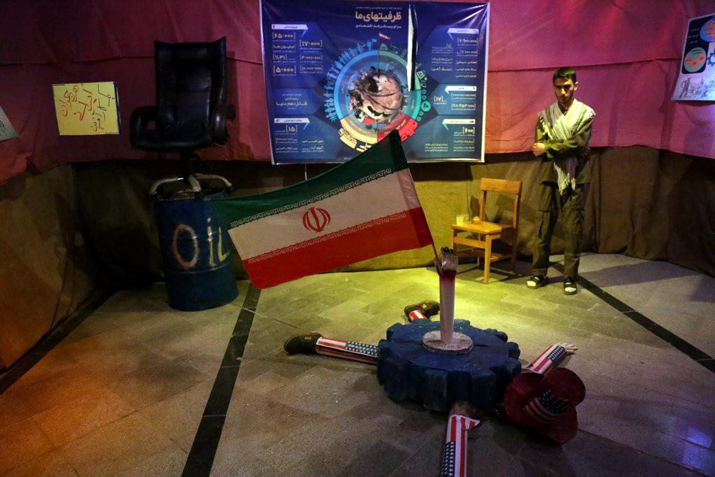 نمایشگاه اقتصاد مقاومتی در مدرسه علمیه امام باقر(ع)